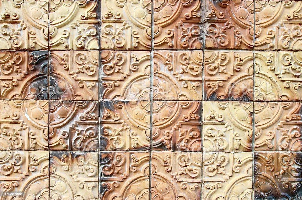 buddha texture tile wall royalty-free stock photo