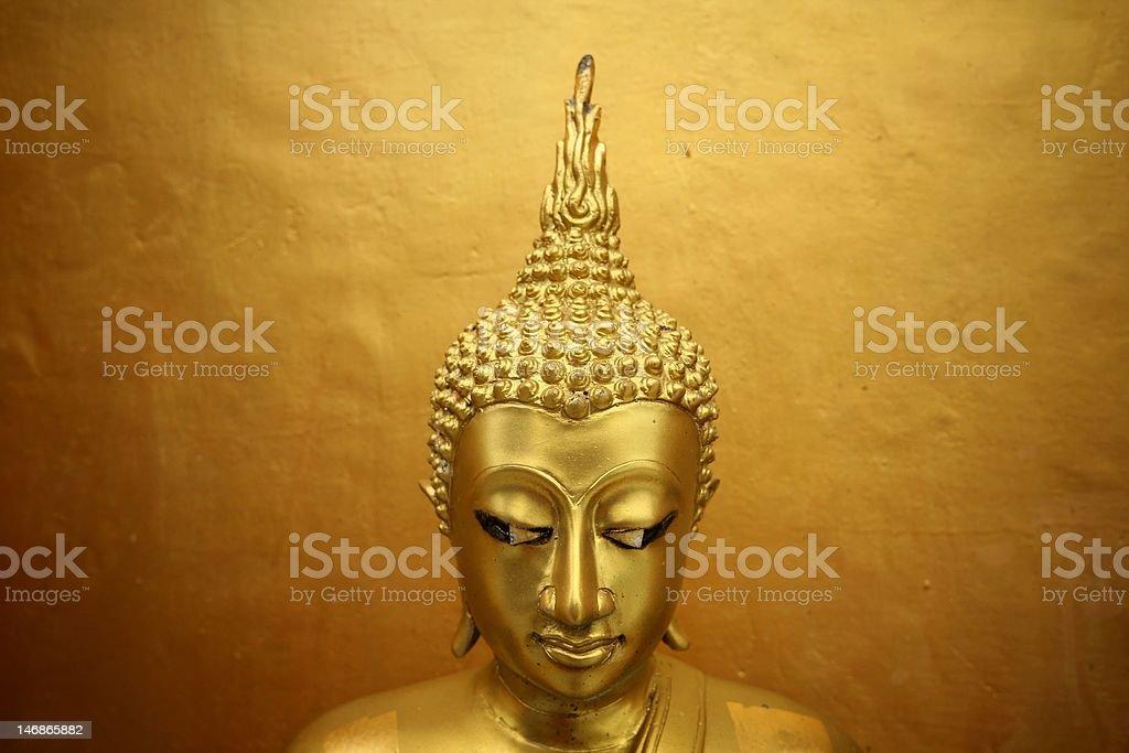Buddha Thailand royalty-free stock photo
