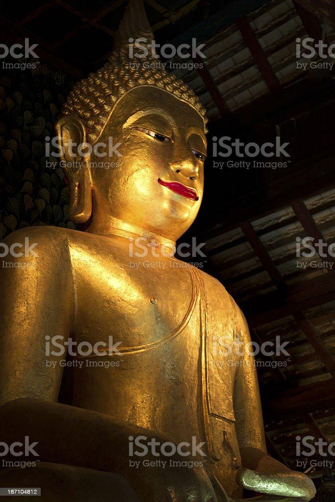 Buddha, Thailand royalty-free stock photo