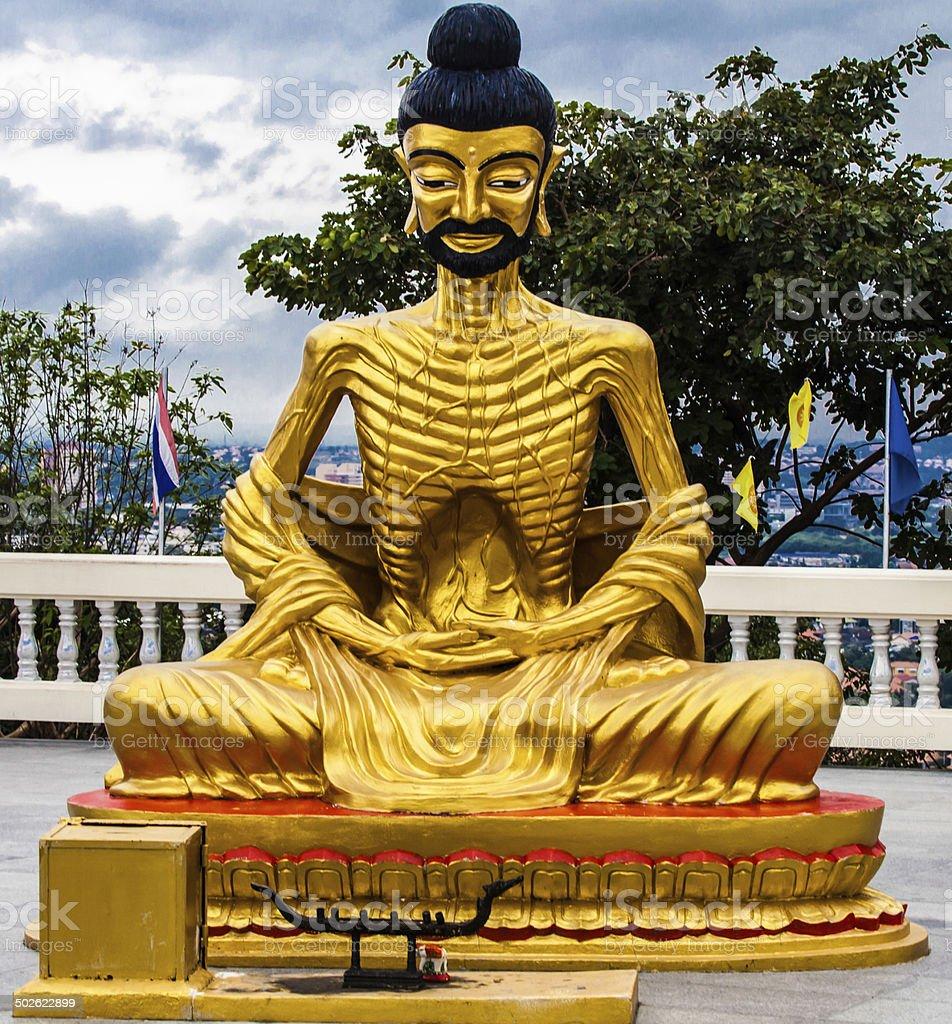Buddha. Thailand. royalty-free stock photo