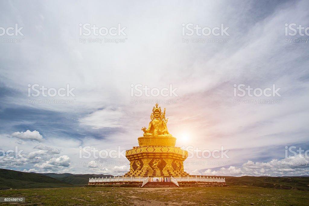 Buddha, Thimphu, Bhutan stock photo
