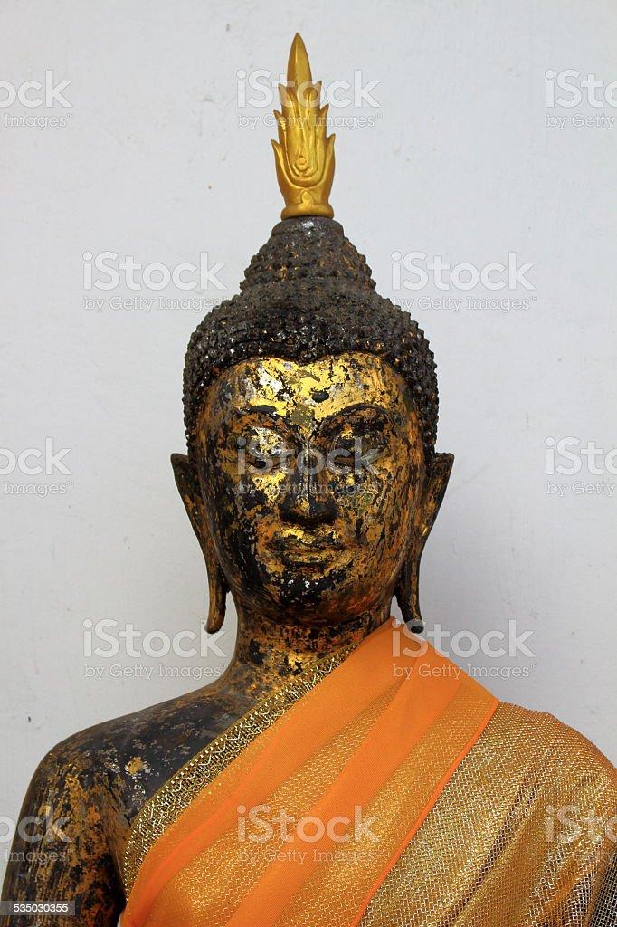 BuddhaStatue Thailand stock photo