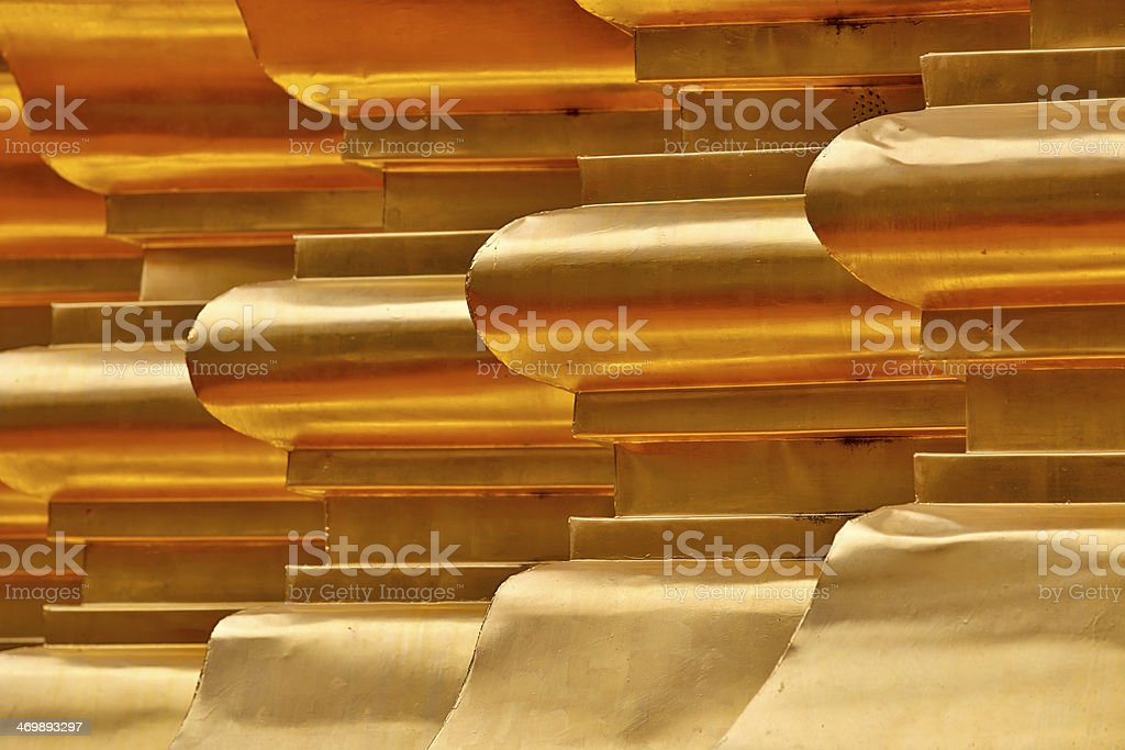 Buddhist Temple Detail royalty-free stock photo