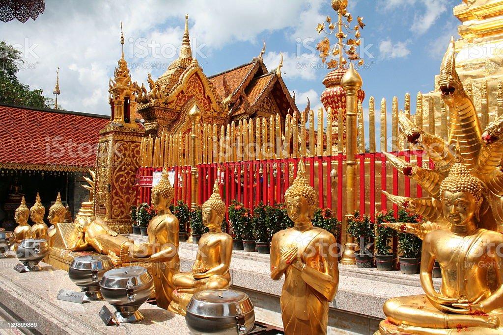 仏教寺院 ロイヤリティフリーストックフォト