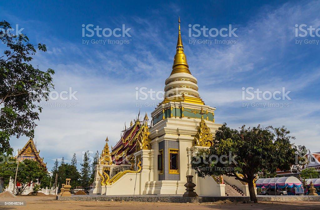 Buddhist temple royalty-free stock photo