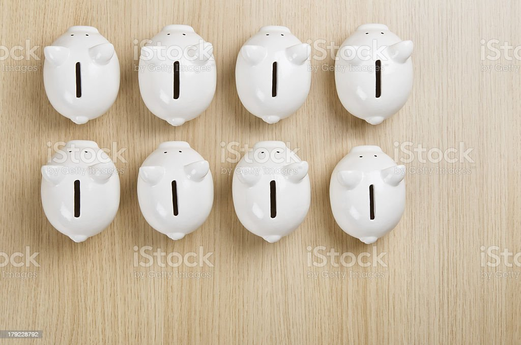 Budget planning royalty-free stock photo
