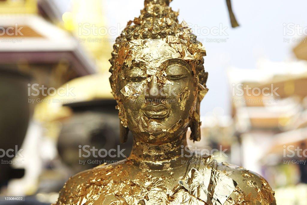 Budha royalty-free stock photo