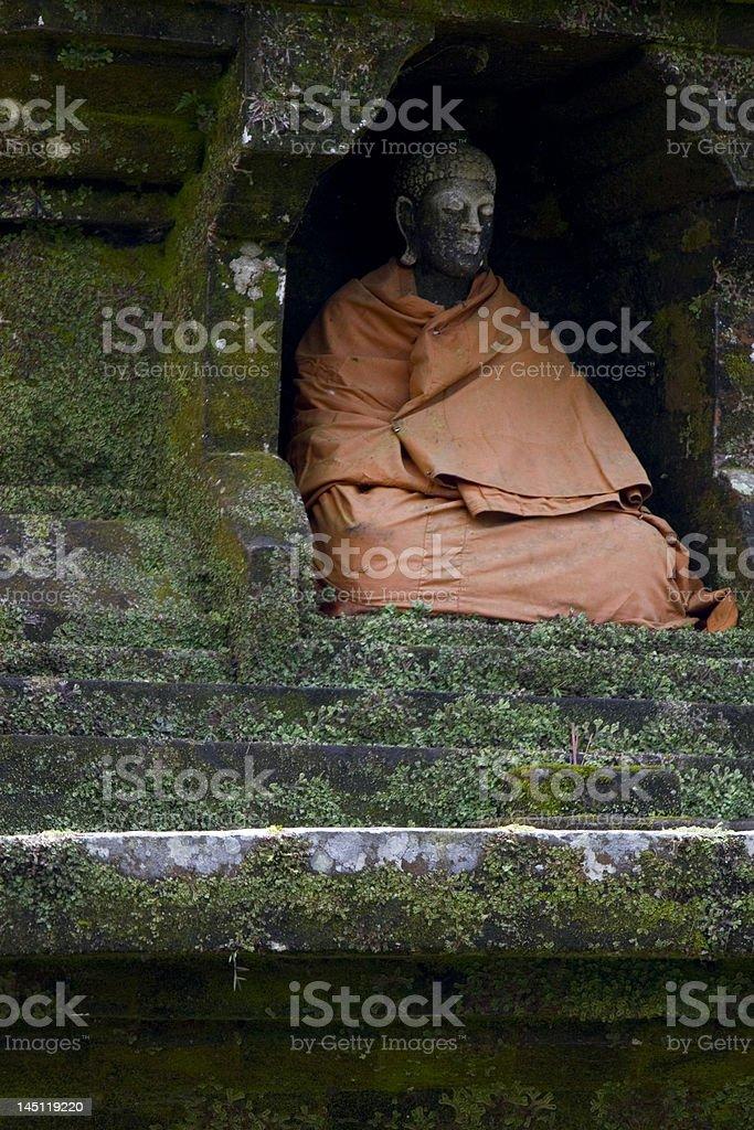 Budha Statue stock photo