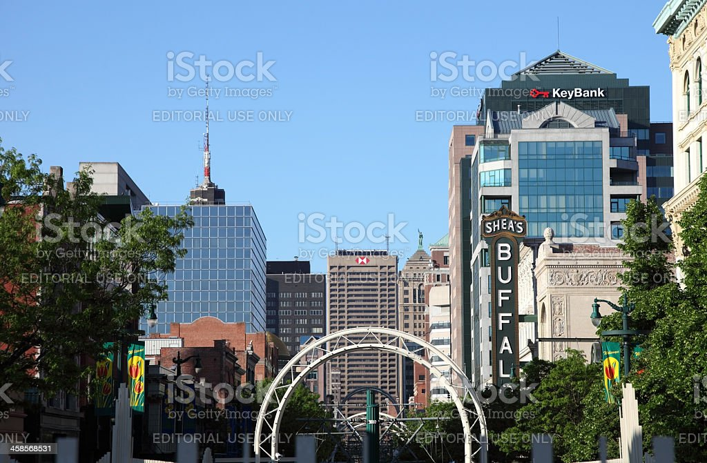 Buffalo, New York stock photo