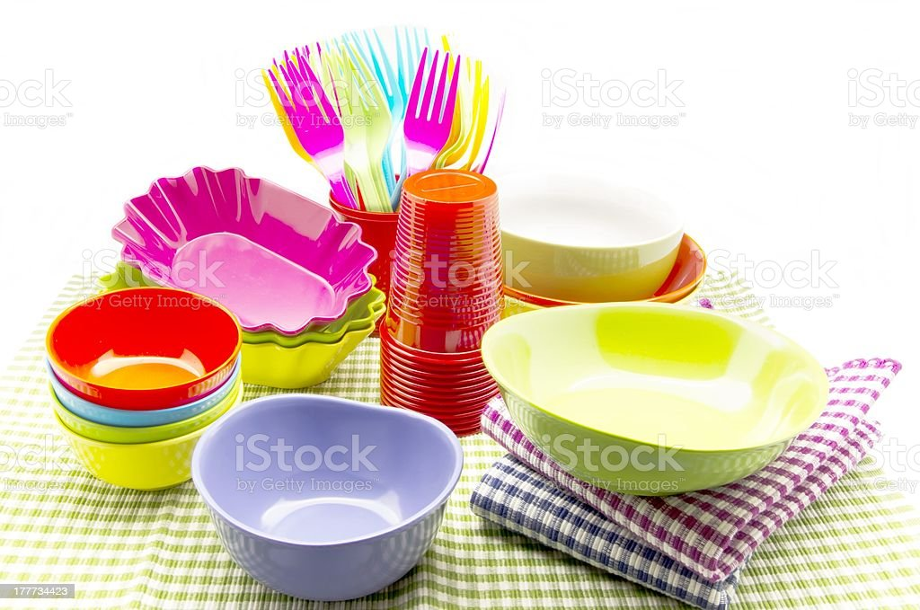Buffet table royalty-free stock photo