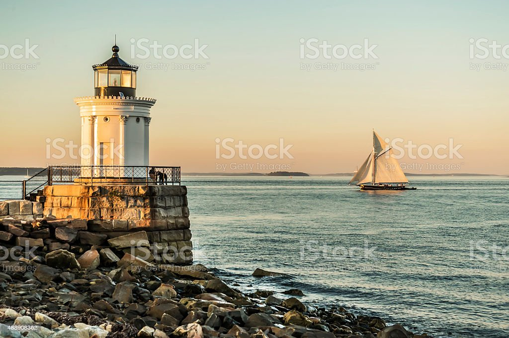Bug Light stock photo