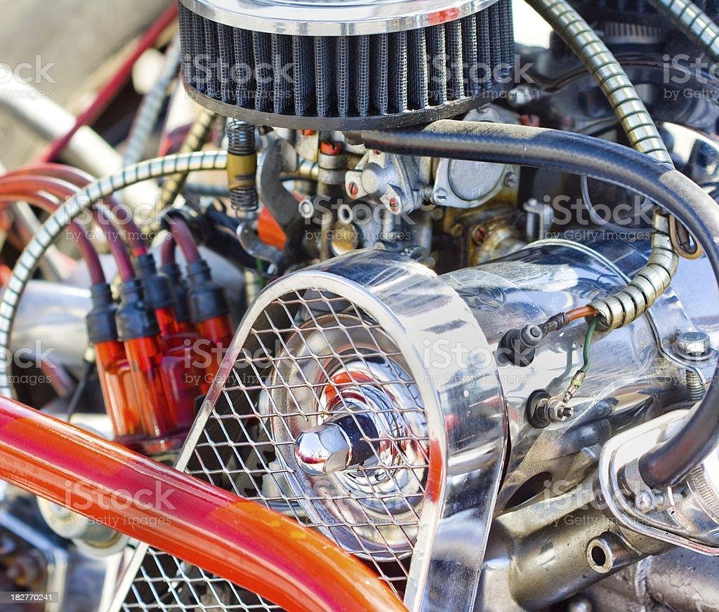 buggy motor stock photo