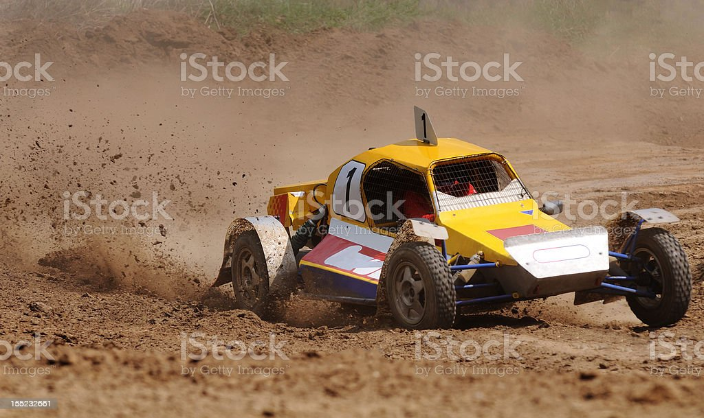 buggy royalty-free stock photo