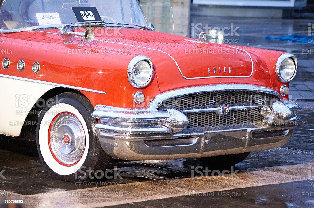 Buick on Exhibition stock photo