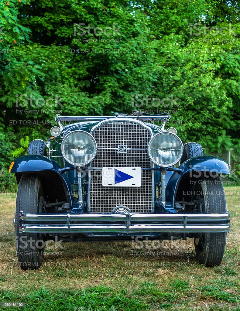 Buick Roadster (1930) stock photo