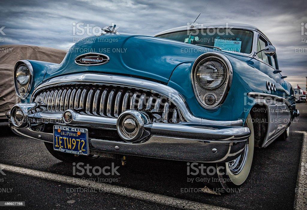 Buick Skylark stock photo