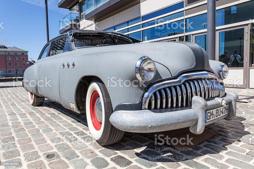 Buick Super Sedanet stock photo