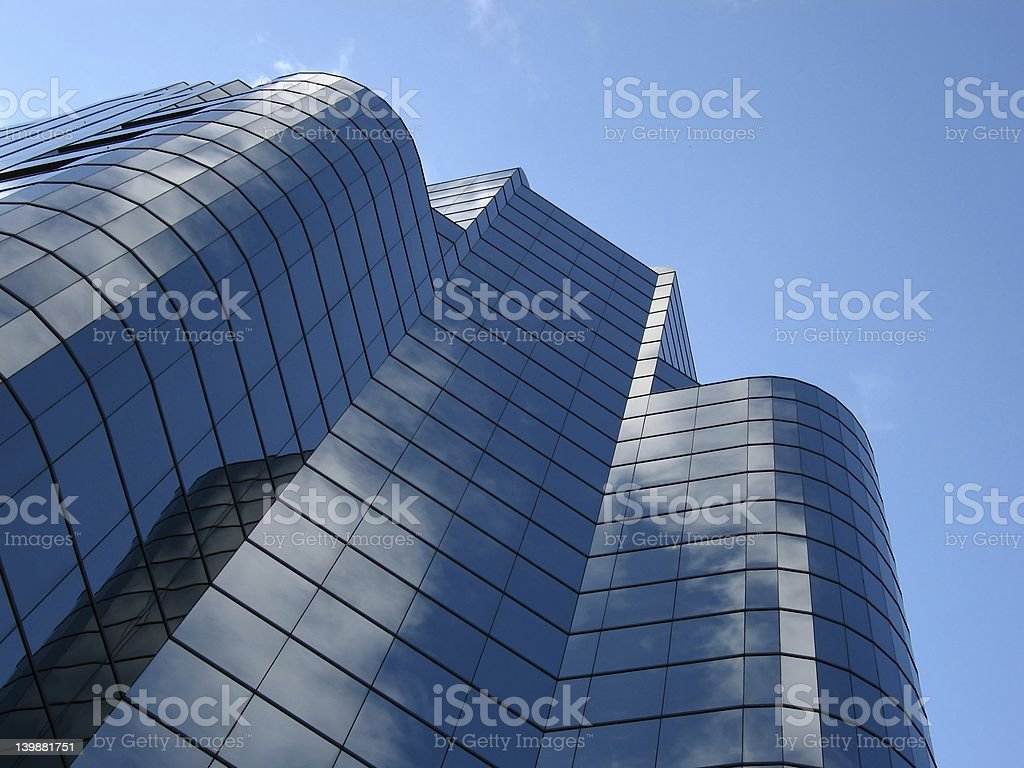 Buidling 2 royalty-free stock photo