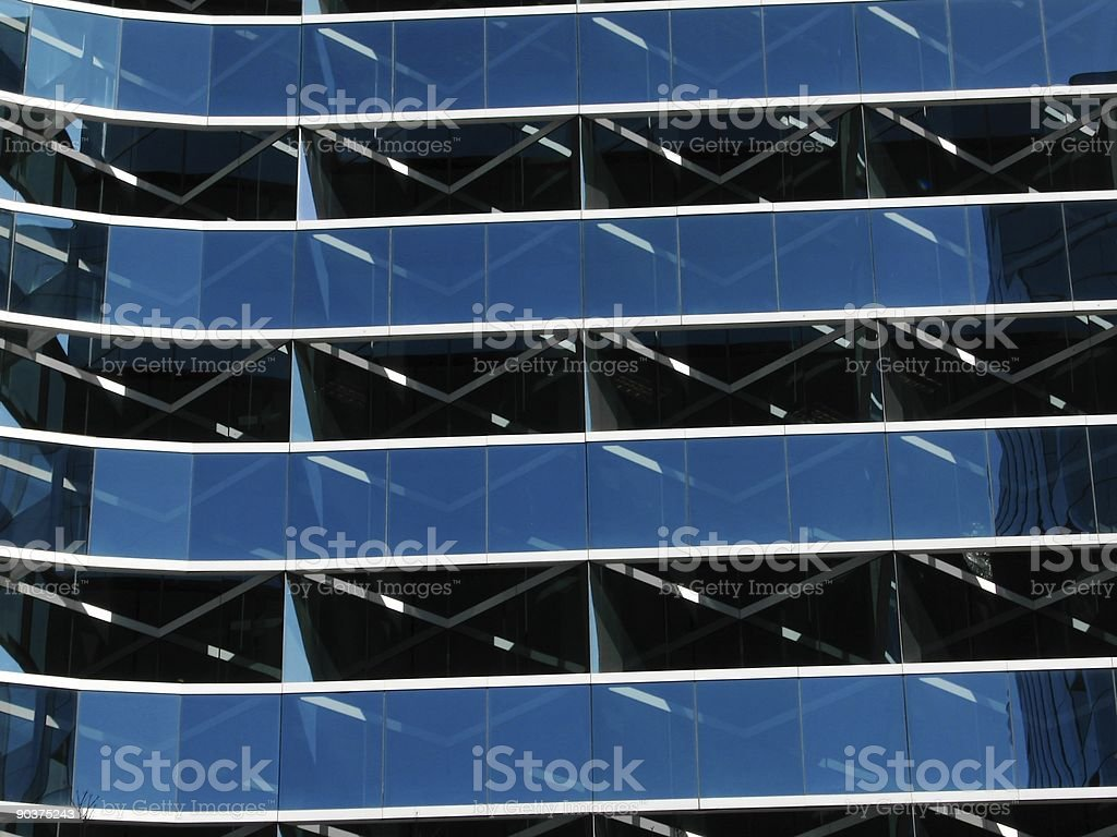 Buidling 7 royalty-free stock photo