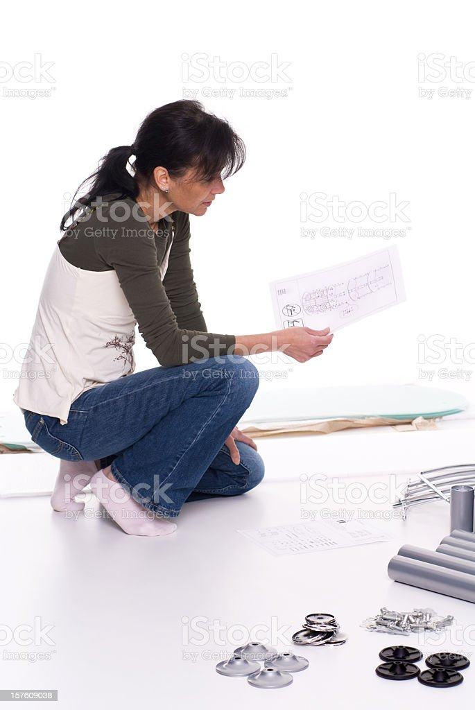 build furniture royalty-free stock photo