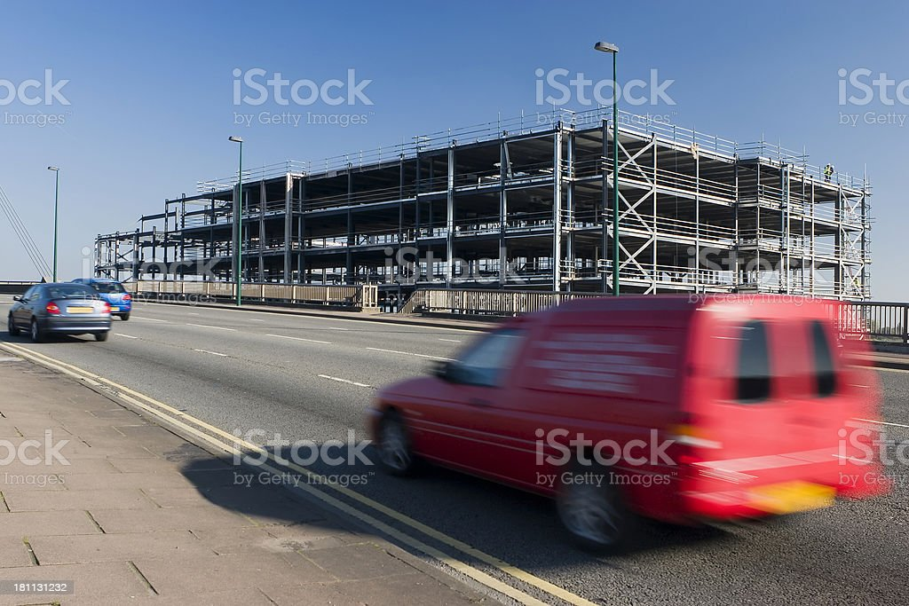 build it and they will come royalty-free stock photo