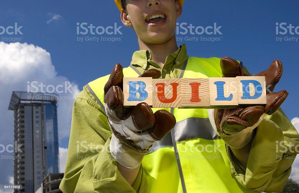 build royalty-free stock photo
