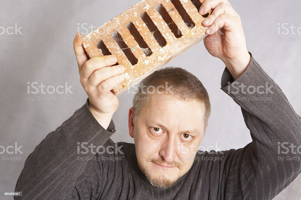 builder stock photo