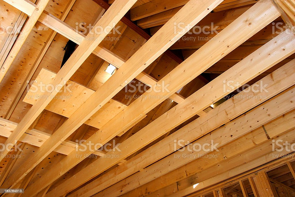 Builder Series - Substructure 2 royalty-free stock photo