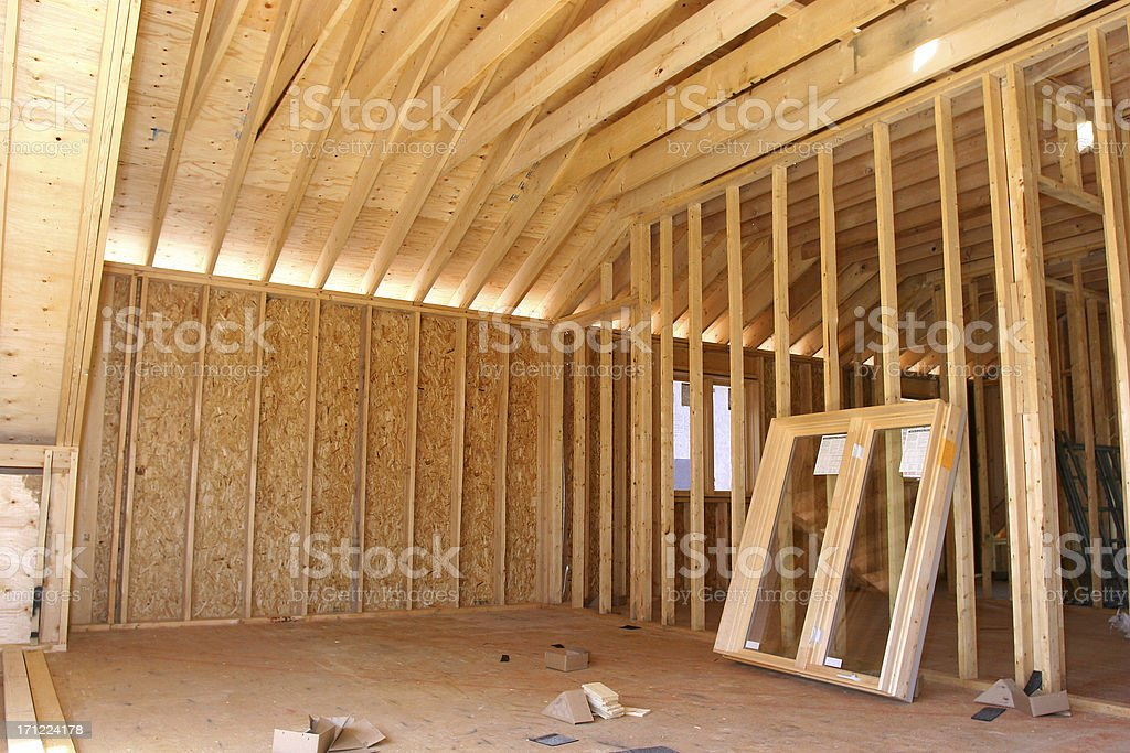 Builder Series - Substructure 4 royalty-free stock photo