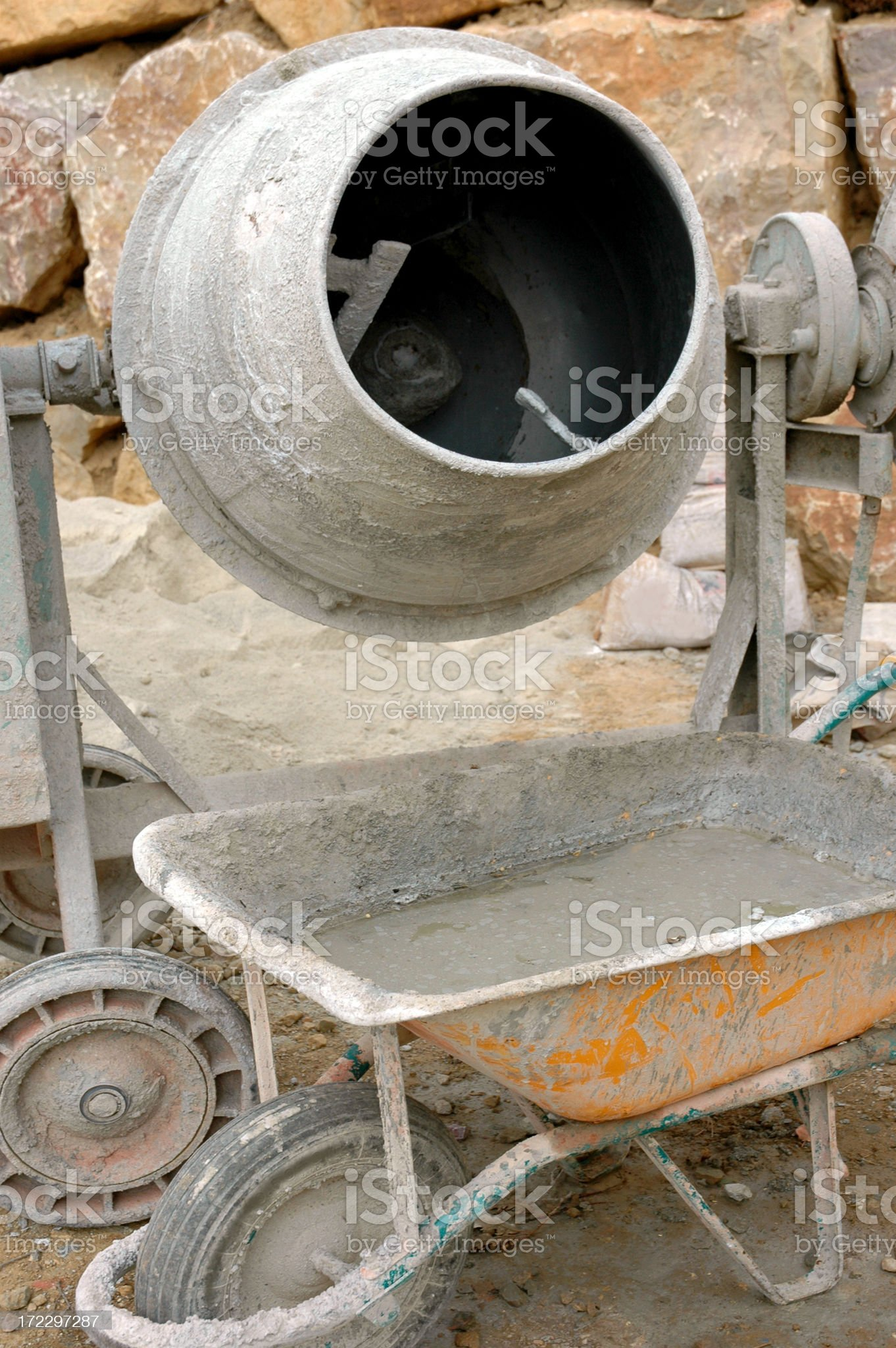 Buildin equipment royalty-free stock photo