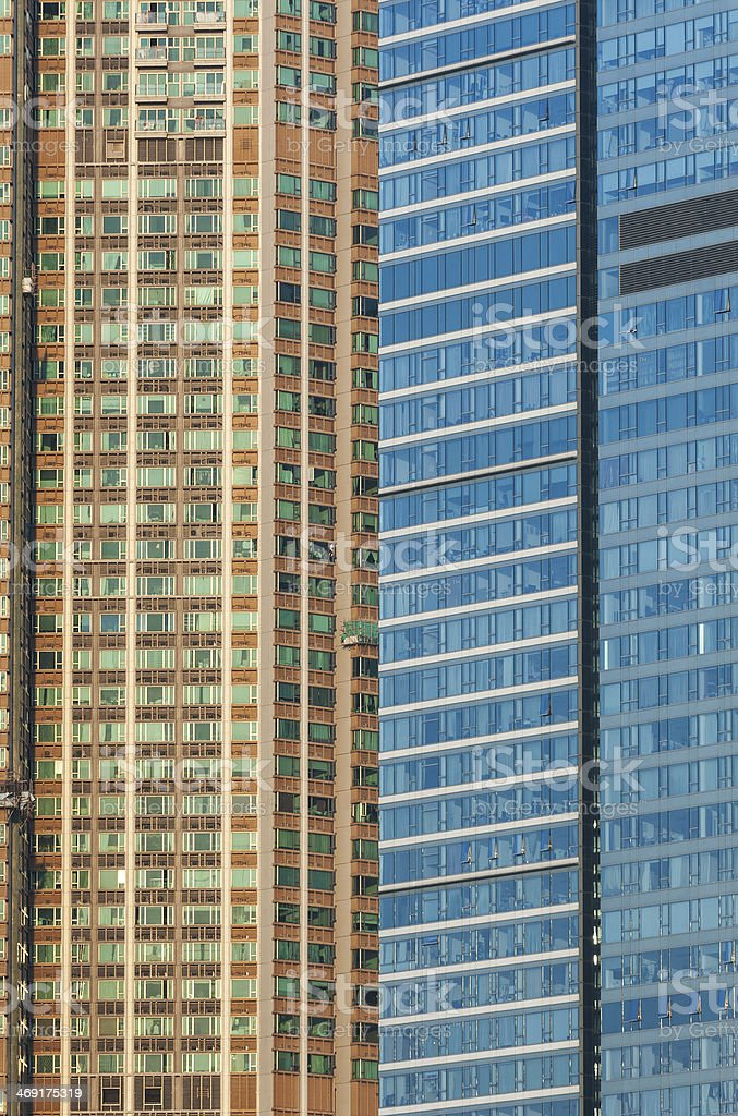 Building abstract royalty-free stock photo