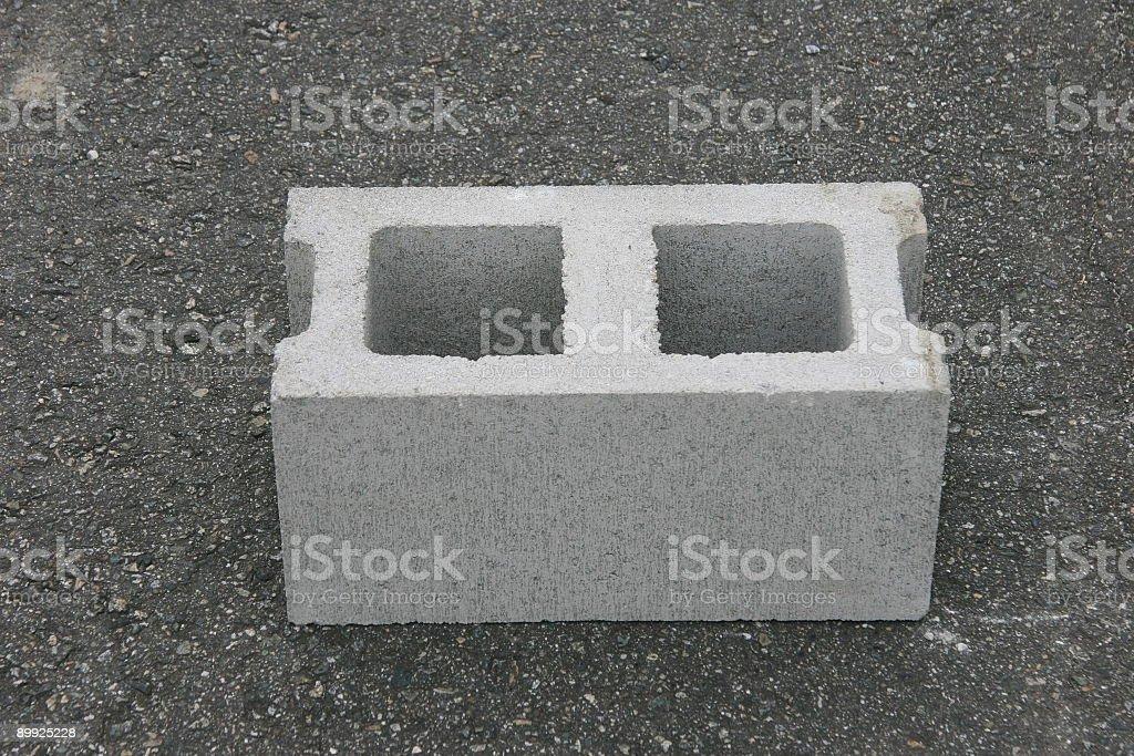 Building Block stock photo