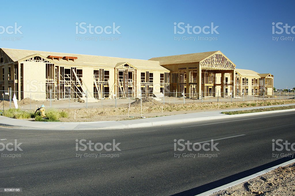building construction royalty-free stock photo