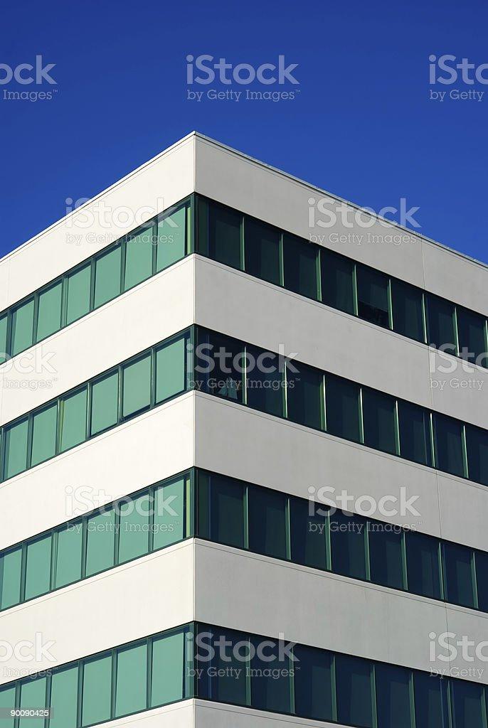 Building Corner royalty-free stock photo