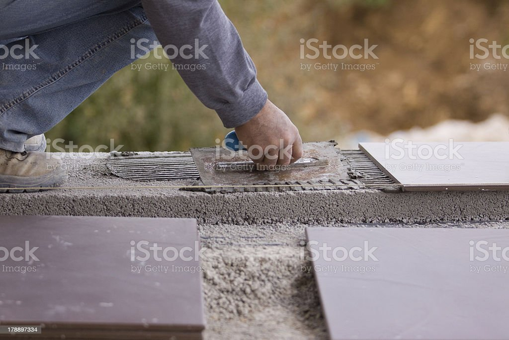 building craftsman royalty-free stock photo