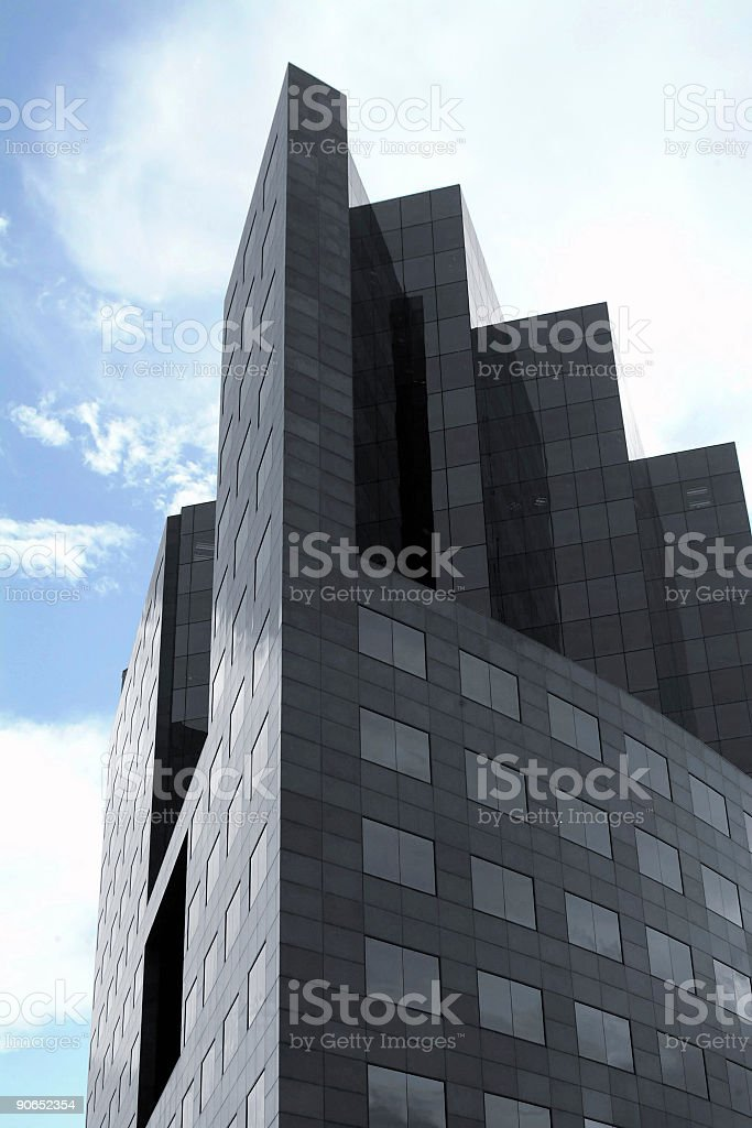 Building Detail stock photo