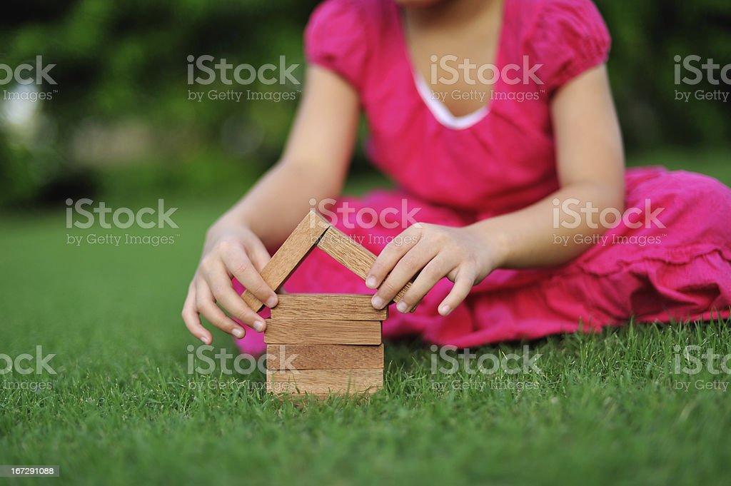 building future generation royalty-free stock photo