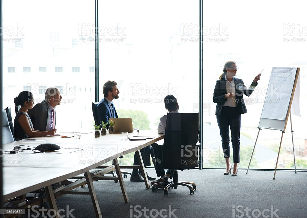Building future successes today stock photo