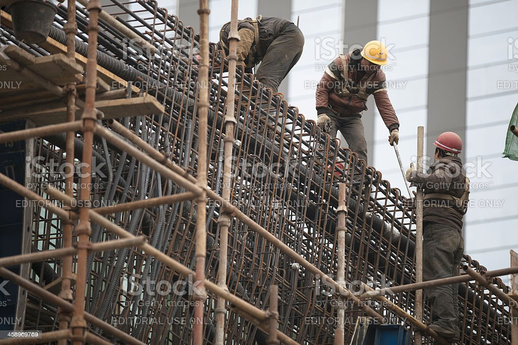 Building in china royalty-free stock photo