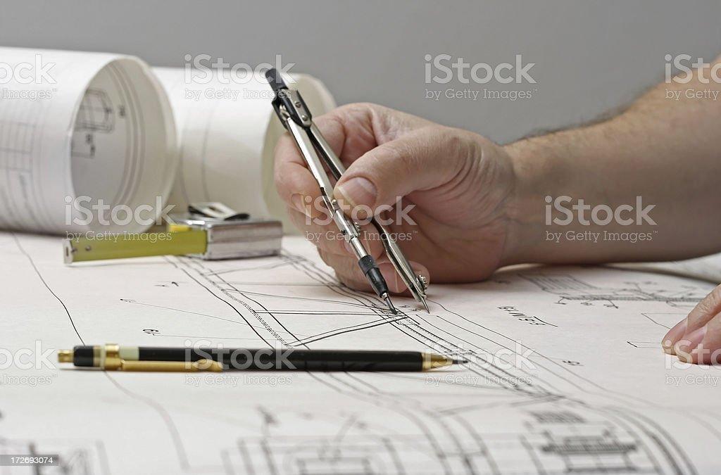 building job royalty-free stock photo