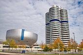 BMW building museum