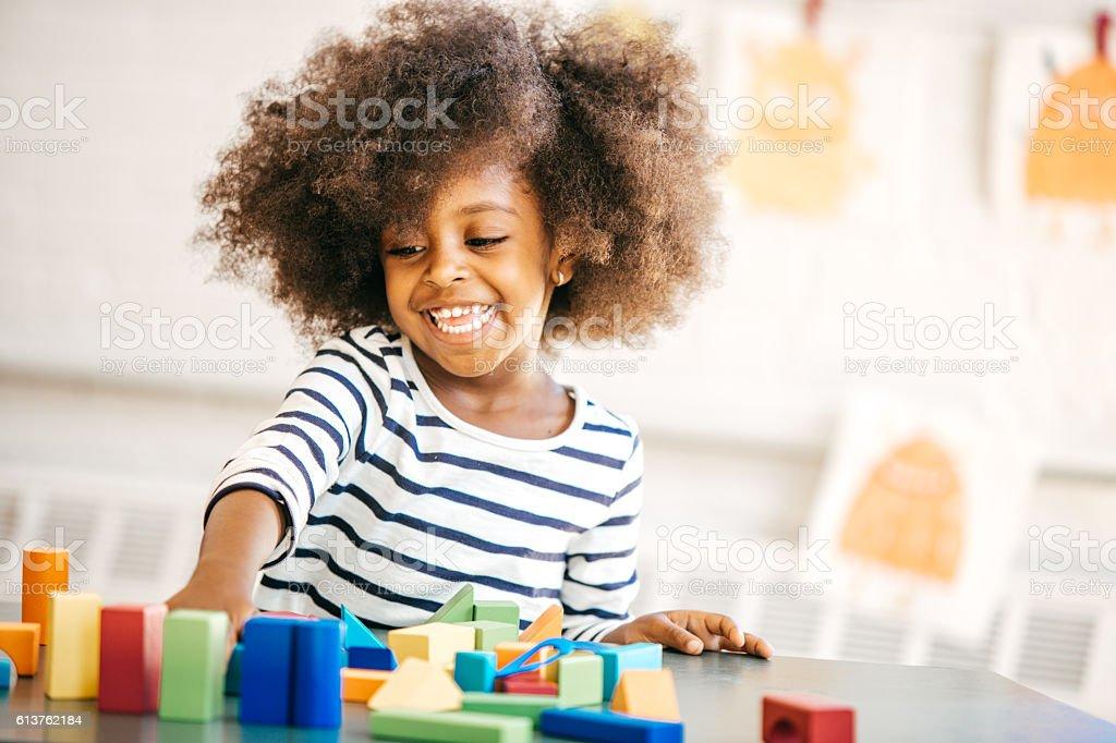 Building new cities stock photo