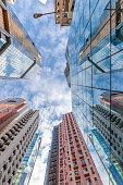 Building Perspective Hong Kong