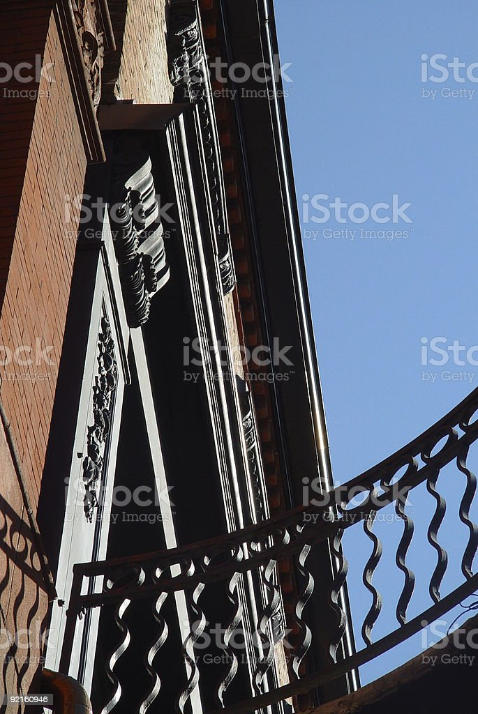 Building Perspective royalty-free stock photo
