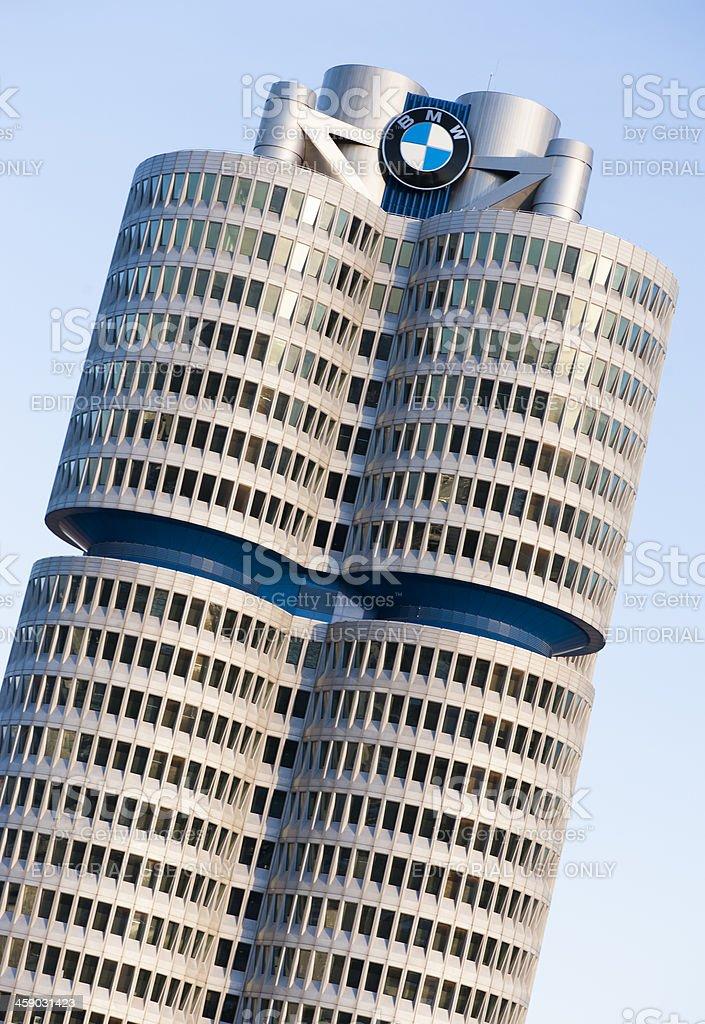 BWM Building royalty-free stock photo
