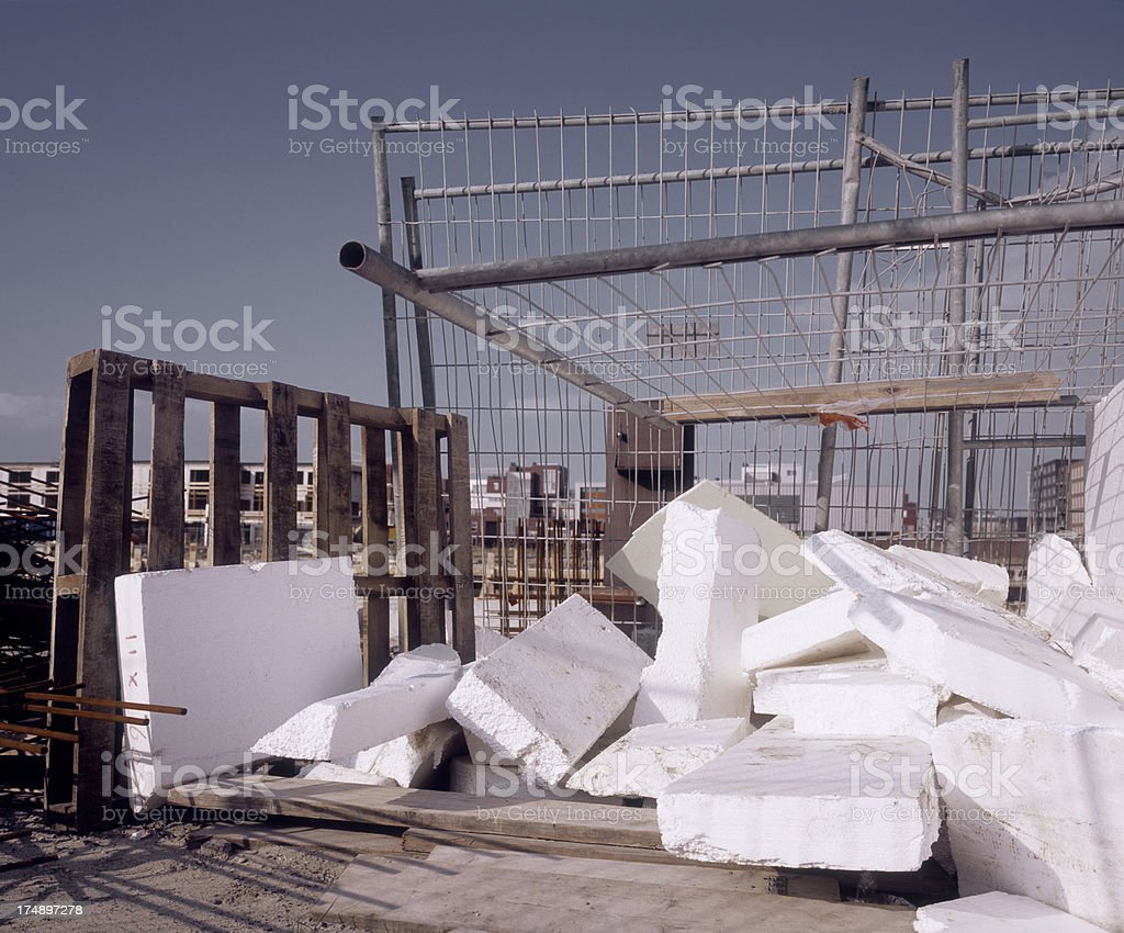 Building Site. royalty-free stock photo