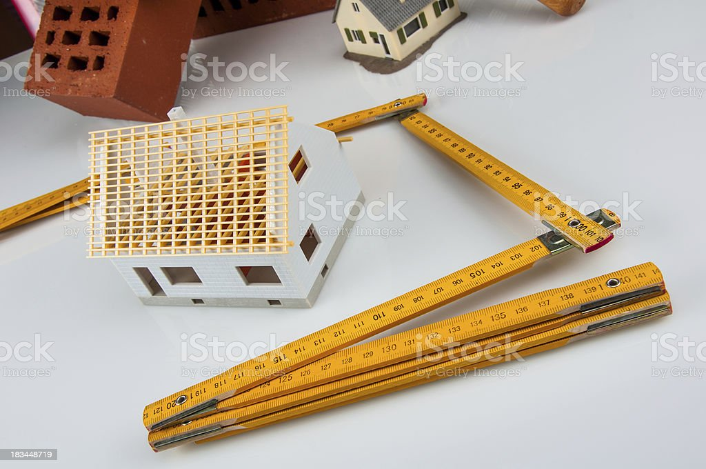 Building theme royalty-free stock photo