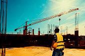 Building with Cranes