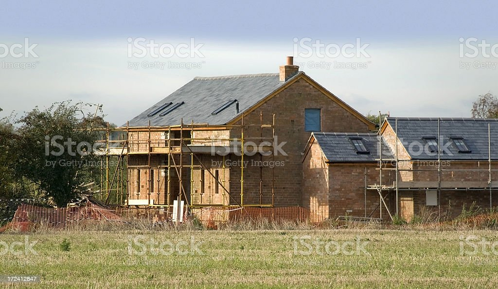 building work royalty-free stock photo