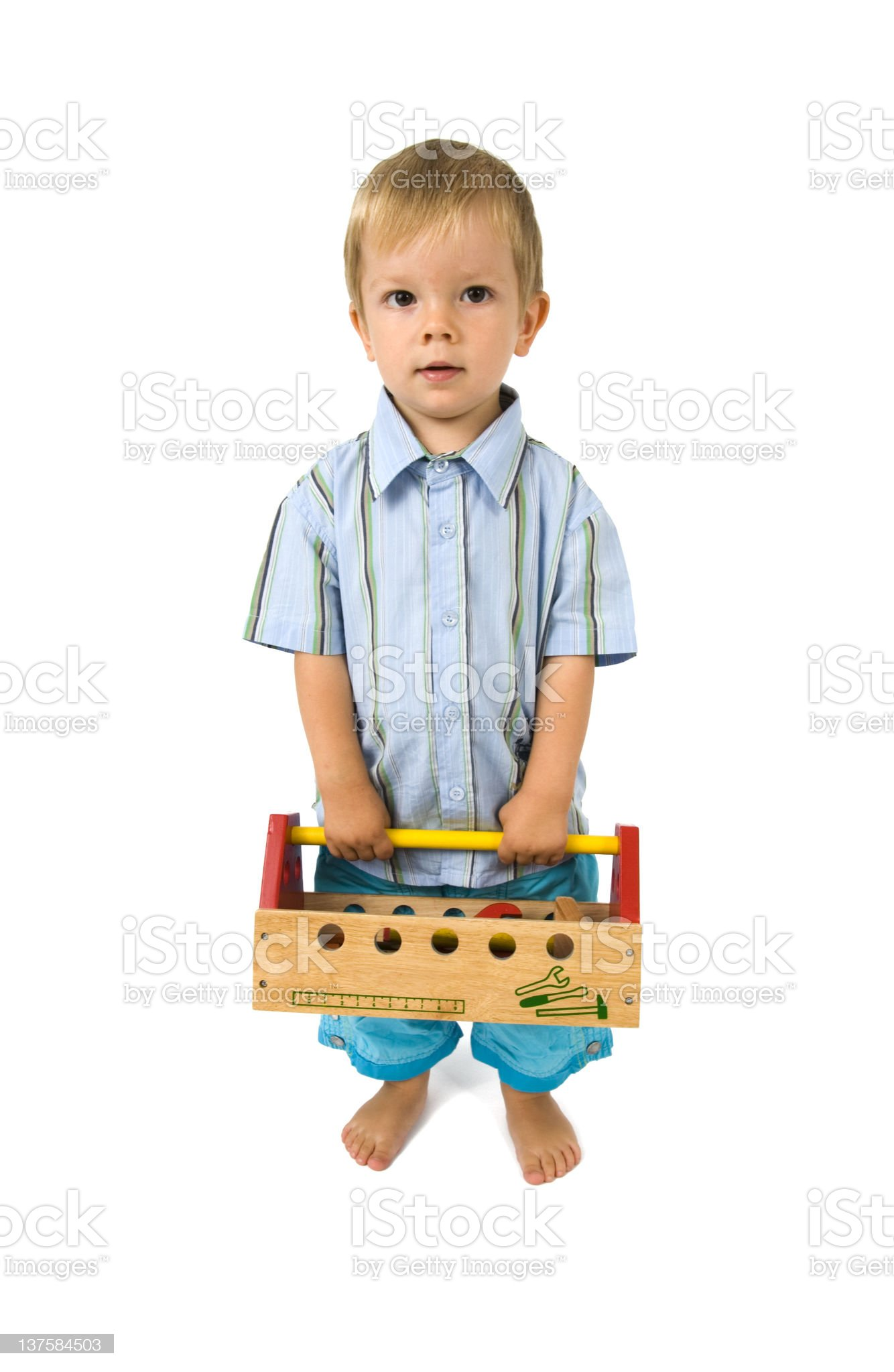 Building worker. royalty-free stock photo